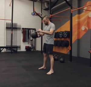 How to Kettlebell Clean